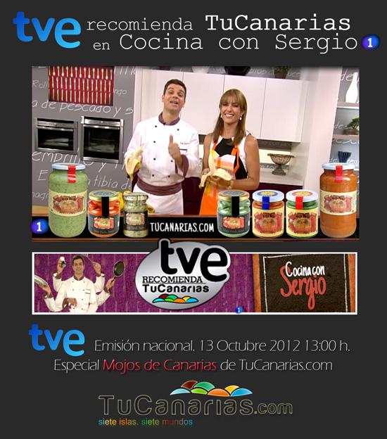 TVE recomienda TuCanarias.com, la tienda de Canarias