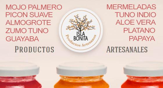 Productos Canarias Isla Bonita
