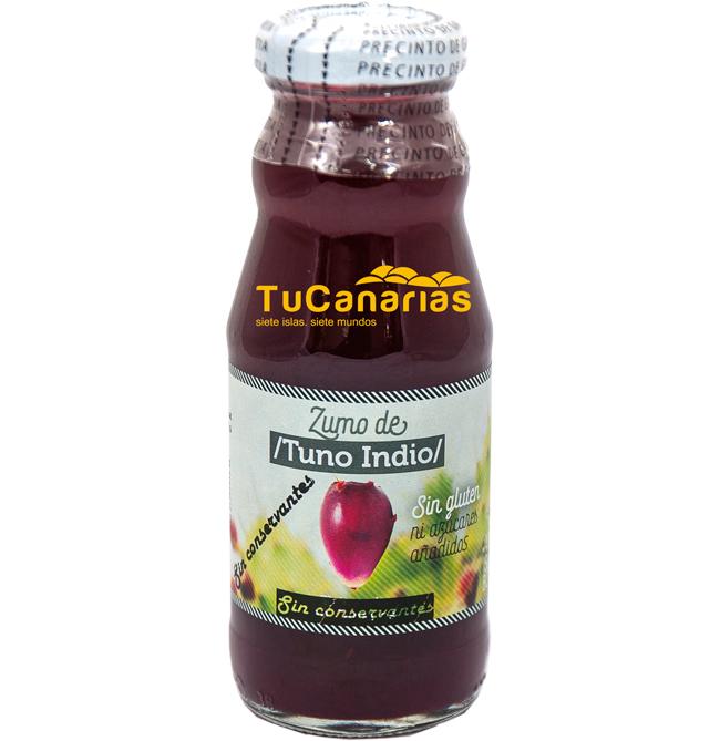 Jugo Tuno Indio de Canarias