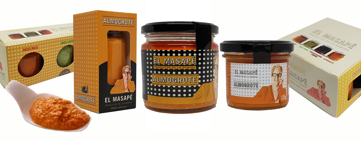Almogrote de La Gomera, Alimentos Gourmet de Canarias