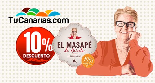 TuCanarias Distribuidor Exclusivo Online de El-Masape productos gourmet de La Gomera