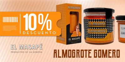 10% en Almogrote de la isla de La Gomera en www.TuCanarias.com