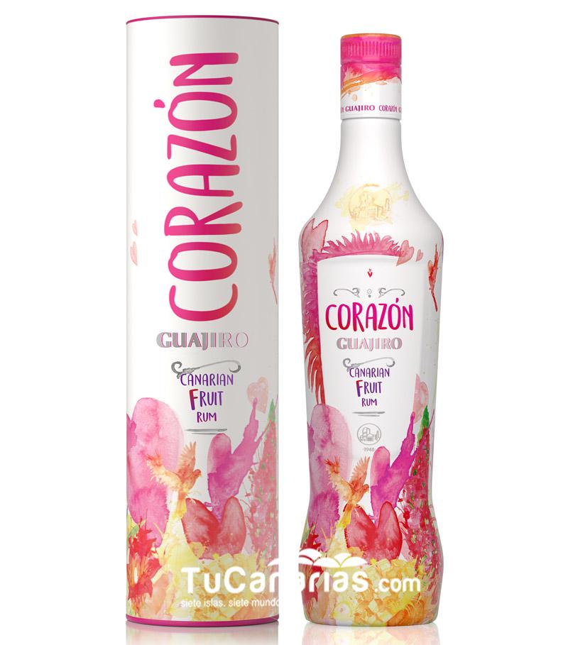 Ron Corazón Guajiro Frutal en TuCanarias.com
