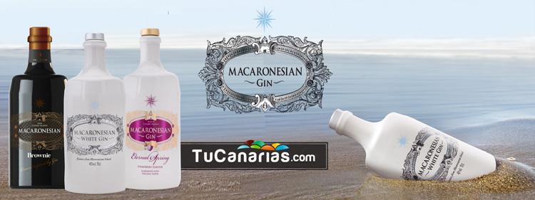 Macaronesian Gin en TuCanarias.com 20% Descuento