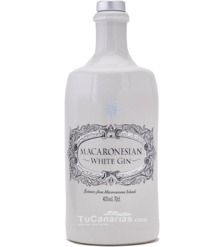 Macaronesian Gin White Premium con un 20% Descuento