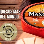 Queso maxorata Pimenton Semicurado Super Oro Mundial World Cheese Awards